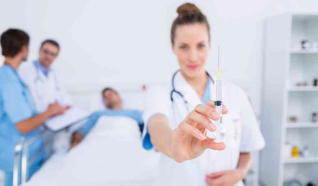 Наркоблокада в Белом Расте в клинике